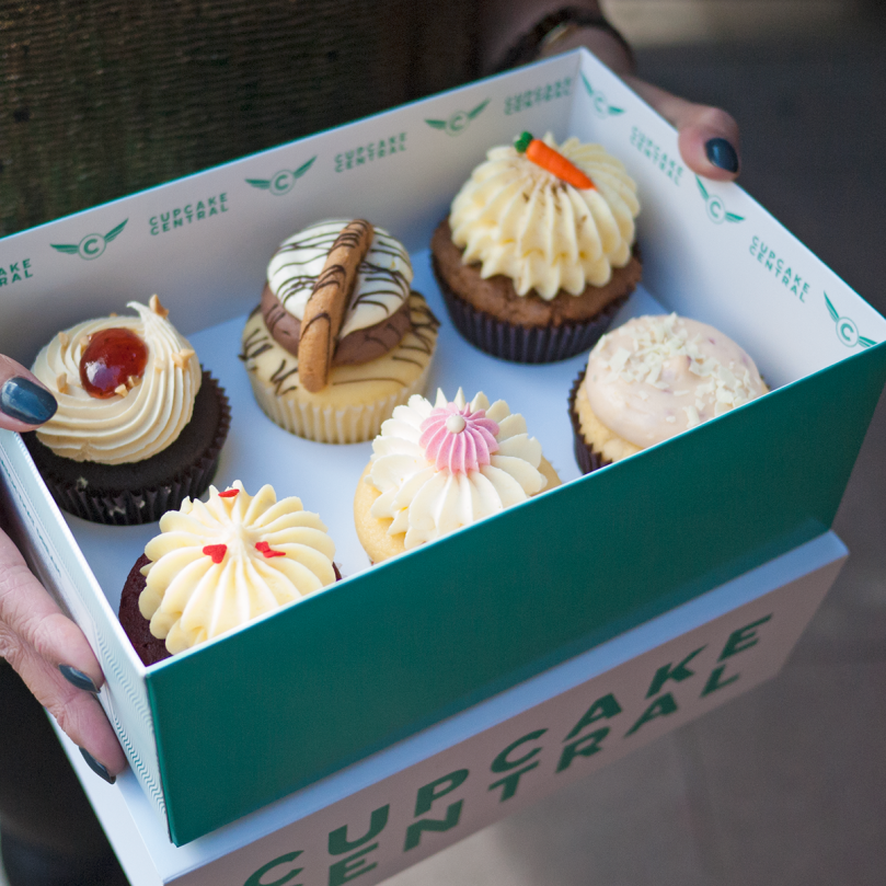 Cupcake Central Cupakes